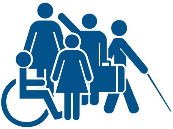 accesibilidad para minusválidos