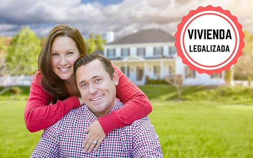 legalizar una vivienda