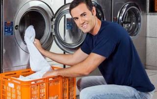 coste montar lavandería autoservicio
