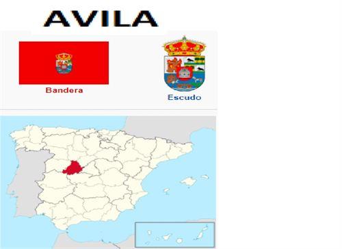 plano municipios avila