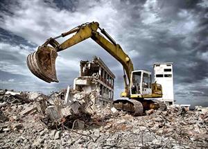Demoliciones, Derribos y Apeos. Gestion de Residuos de Obra