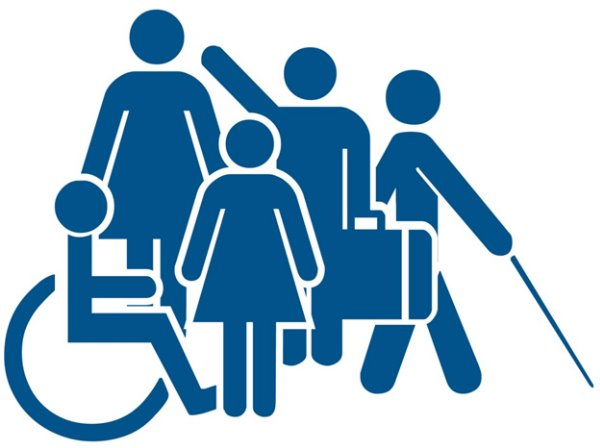 accesibilidad minusvalidos