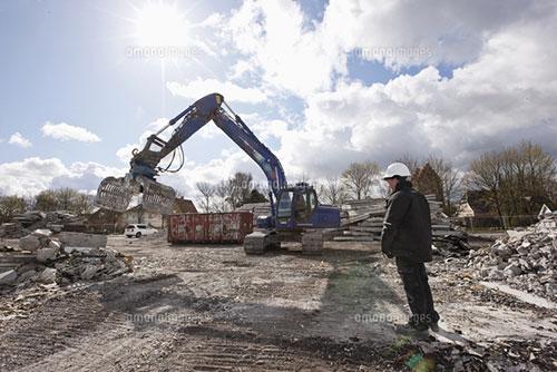 arquitecto tecnico demolicion