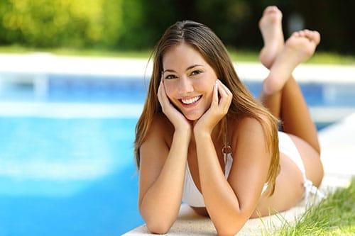 información legalizar piscina