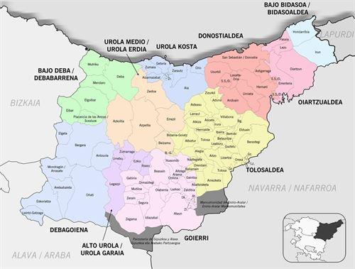 licencia municipios alava