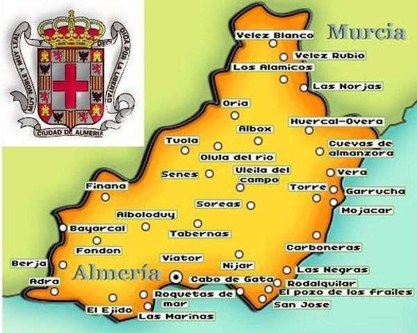 plano de almeria