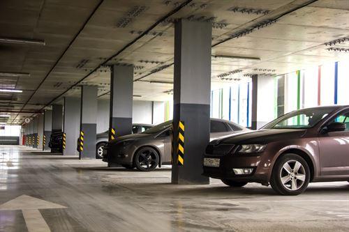 proyecto parking