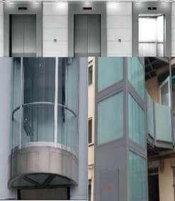 fabricación de ascensores