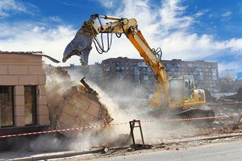 Demolición Edificio Aislado. Procedimiento y Técnicas