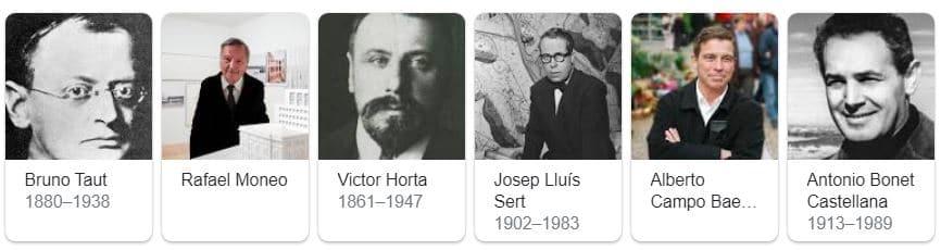 arquitectos ferrol